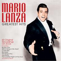 Mario Lanza - Greatest Hits (Uk)