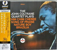 John Coltrane - John Coltrane Quartet Plays (Ltd) (Hqcd) (Jpn)