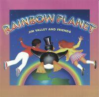 Jim Valley & Friends - Rainbow Planet