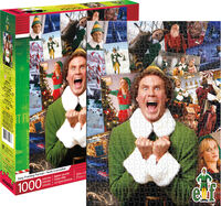 Elf Collage 1000 PC Puzzle - Elf Collage 1000 Pc Puzzle