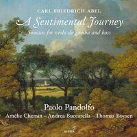PAOLO PANDOLFO - Sentimental Journey