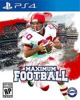 Ps4 Doug Flutie's Maximum Football 2020 - Doug Flutie's Maximum Football 2020 for PlayStation 4