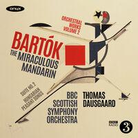 K Riisager - Bartok: The Miraculous Mandarin