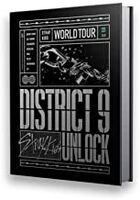 Stray Kids - World Tour (District 9: Unlock) In Seoul (incl. 44pg Photobook, Sticker + 8pc Print Photo Set)