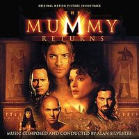Jerry Goldsmith  (Ita) - The Mummy Returns (Original Motion Picture Soundtrack)
