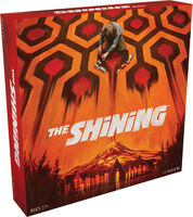Shining All Work & No Play - The Shining: A Suspenseful Game of Cooperation,Deception & Terror
