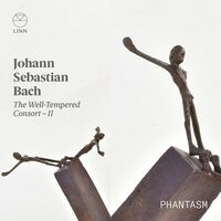 J Bach .S. / Phantasm / Dreyfus - Well-Tempered Consort II