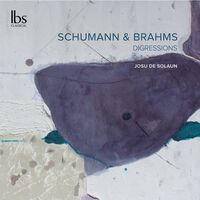 Brahms / Solaun - Digressions