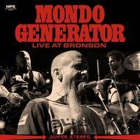 Mondo Generator - Live At Bronson [Colored Vinyl]