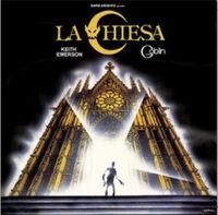 Keith Emerson  (Cvnl) (Ltd) (Ogv) (Ita) - La Chiesa / O.S.T. [Clear Vinyl] [Limited Edition] [180 Gram] (Ita)