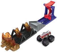 Hot Wheels Monster Truck - Hw Monster Truck Fire Through (Tcar)