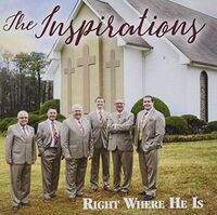 Inspirations - Right Where He Is