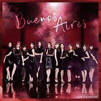 IzOne - Buenos Aires (A Version) (CD+DVD)