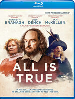 All Is True [Movie] - All Is True