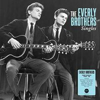 Everly Brothers - Singles [Limited Blue Colored Vinyl]