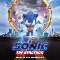 Tom Holkenborg / Junkie Xl Gol Ltd Ofgv - Sonic The Hedgehog: Music From The Motion Picture