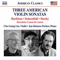 Cho-Liang Lin - Three American Violin Sonatas