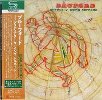 Bruford - Gradually Going Tornado (Jmlp) [Remastered] (Shm) (Jpn)