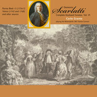 Scarlatti / Grante - Complete Keyboard Sonatas 6