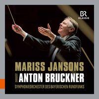 Bavarian Radio Symphony Orchestra - Jansons Dirigiert Bruckner (Box)