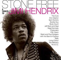 Various Artists - Stone Free: A Tribute To Jimi Hendrix [Rocktober 2020 Black/Clear LP]