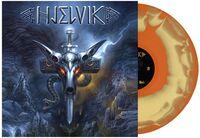 Hjelvik - Welcome To Hel [Indie Exclusive Limited Edition Orange Mustard Swirl LP]