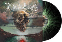 Fit For An Autopsy - The Sea Of Tragic Beasts [Black/Green/White Splatter LP]