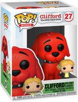 Funko Pop!&Buddy: - FUNKO POP! & BUDDY: Clifford- Clifford w/Emily