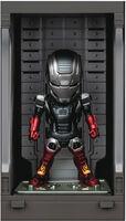 Beast Kingdom - Beast Kingdom - Iron Man 3 MEA-022 Iron Man Mk XXII With Hall Of ArmorFigure