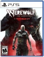 Ps5 Werewolf: The Apocalypse - Earthblood - Ps5 Werewolf: The Apocalypse - Earthblood