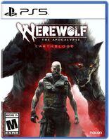 Ps5 Werewolf: The Apocalypse - Earthblood - Werewolf: The Apocalypse - Earthblood for PlayStation 5