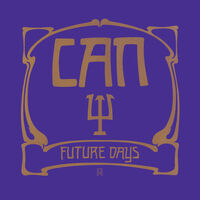 Can - Future Days [Colored Vinyl] (Gol) [Limited Edition]