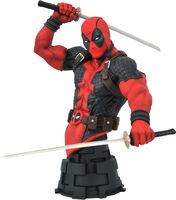 Diamond Select - Diamond Select - Marvel Comic Deadpool Bust