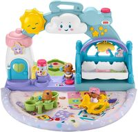Little People - Fisher Price - Little People Large Baby Playset, African American
