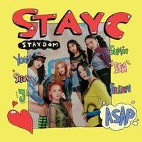 Stayc - Staydom (Stic) (Pcrd) (Phob) (Phot) (Asia)