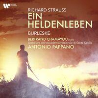 Antonio Pappano  / Chamayou,Bertrand - Strauss: Ein Heldenleben - Burleske