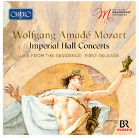 Mozart - Imperial Hall Concerts (Box)