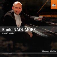 Naoumoff / Martin - Complete Piano Music
