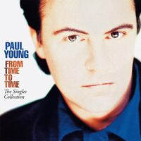 Paul Young - From Time To Time (Blue) [Colored Vinyl] (Gate) [Limited Edition] [180 Gram]