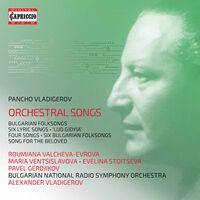 Vladigerov / Vladigerov - Orchestral Songs (2pk)