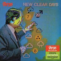 Vapors - New Clear Days (Blk) [Colored Vinyl] [180 Gram] (Ylw) (Uk)
