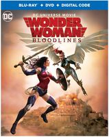 Wonder Woman - Wonder Woman: Bloodlines