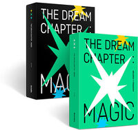 TOMORROW X TOGETHER - The Dream Chapter: MAGIC [Arcadia Black Art]