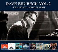Dave Brubeck - Eight Classic Albums Vol 2 [Digipak] (Hol)