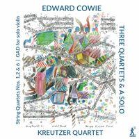 Kreutzer Quartet - Three Quartets & a Solo