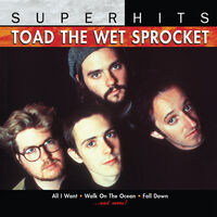 Toad The Wet Sprocket - Toad The Wet Sprocket: Super Hits