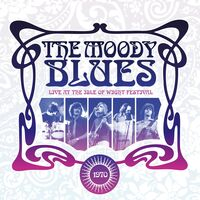 The Moody Blues - Live At The Isle Of Wight Festival 1970 [Colored Vinyl]