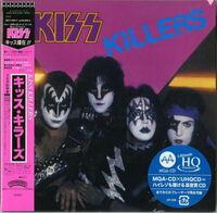 Kiss - Kiss Killers (Jmlp) [Limited Edition] (Hqcd) (Jpn)