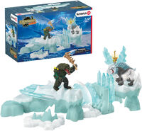 Schleich - Schleich Attack On Ice Fortress