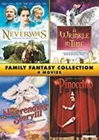 Family Fantasy Collection - Family Fantasy Collection: 4 Movies